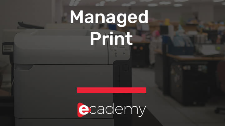 Managed Print Selling course by selltowin ecademy video